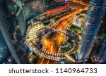 awesome technology in awesome... | Shutterstock . vector #1140964733