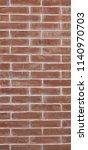 wall facade bricks new exterior ... | Shutterstock . vector #1140970703