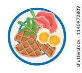 vector illustration of... | Shutterstock .eps vector #1140972809