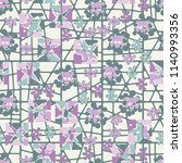 seamless camouflage pattern... | Shutterstock .eps vector #1140993356