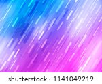 light pink  blue vector layout... | Shutterstock .eps vector #1141049219