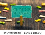 conceptual hand writing showing ... | Shutterstock . vector #1141118690