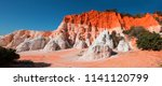 pinnacles  to be found in ben... | Shutterstock . vector #1141120799