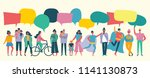 vector illustration of... | Shutterstock .eps vector #1141130873