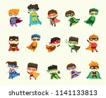 cartoon vector illustration of... | Shutterstock .eps vector #1141133813