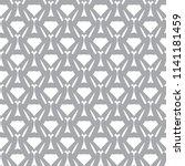 seamless vector pattern in... | Shutterstock .eps vector #1141181459