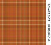 tartan traditional checkered... | Shutterstock .eps vector #1141189406
