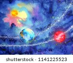 Abstract Art Universe...