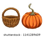 vector illustration with... | Shutterstock .eps vector #1141289609