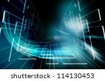 technology  background | Shutterstock . vector #114130453
