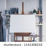 Artist Creative Work Studio...