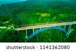 scenic aerial view of argo...   Shutterstock . vector #1141362080