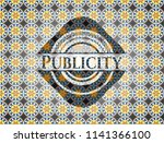 publicity arabesque style... | Shutterstock .eps vector #1141366100