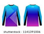design for sublimation print....   Shutterstock .eps vector #1141391006