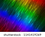 dark multicolor  rainbow vector ... | Shutterstock .eps vector #1141419269