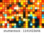 lights background. abstract... | Shutterstock . vector #1141423646
