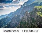 central balkan national park in ...   Shutterstock . vector #1141436819
