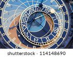The Prague Astronomical Clock ...
