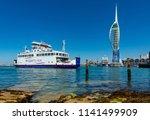 Portsmouth Hampshire England...