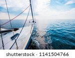 pure morning light over he...   Shutterstock . vector #1141504766