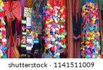 colorful peruvian  andean... | Shutterstock . vector #1141511009