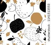 seamless pattern. hello  ...   Shutterstock .eps vector #1141513553