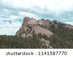 image of beautiful mount... | Shutterstock . vector #1141587770