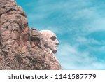 image of beautiful mount... | Shutterstock . vector #1141587779