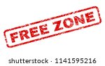 free zone stamp seal print with ...   Shutterstock .eps vector #1141595216