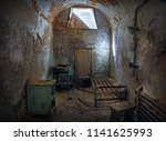 Abandoned Prison Cell At...