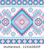 indian rug paisley ornament... | Shutterstock .eps vector #1141628339