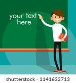school  college  university... | Shutterstock .eps vector #1141632713