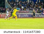 toyota thai league 1   22 july... | Shutterstock . vector #1141657280