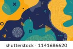 creative vector illustration of ... | Shutterstock .eps vector #1141686620
