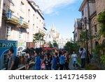 danang  vietnam   7 jan 2018  ... | Shutterstock . vector #1141714589