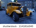 edinburgh  scotland   june 15 ... | Shutterstock . vector #1141816340