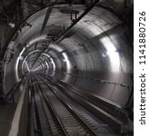The Underground Tunnel For...