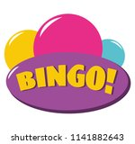 """sign """"bingo """" with bowling... 