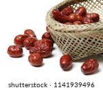 red date on white background | Shutterstock . vector #1141939496