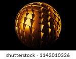 3d render metal isolated ... | Shutterstock . vector #1142010326