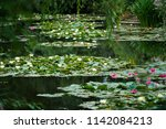Monet\'s Giverny Garden Famous...