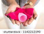 close up of young girl hands...   Shutterstock . vector #1142212190