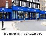 salisbury  wiltshire  england   ... | Shutterstock . vector #1142225960