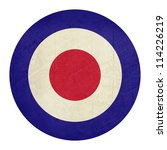 Abstrat Grunge British Royal...