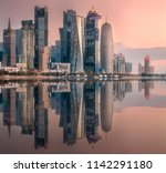 Skyline West Bay Doha - Fine Art prints