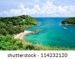 phuket view point   Shutterstock . vector #114232120