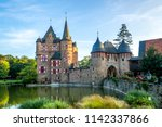 castle  satzvey  germany  | Shutterstock . vector #1142337866