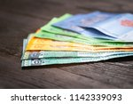 various type of malaysia... | Shutterstock . vector #1142339093
