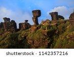 fanjingshan  mount fanjing... | Shutterstock . vector #1142357216