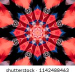 abstract background red... | Shutterstock . vector #1142488463